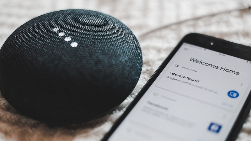 Google Home Mini, Google Assistent, Ok, Google, Google-Befehle Smart Home