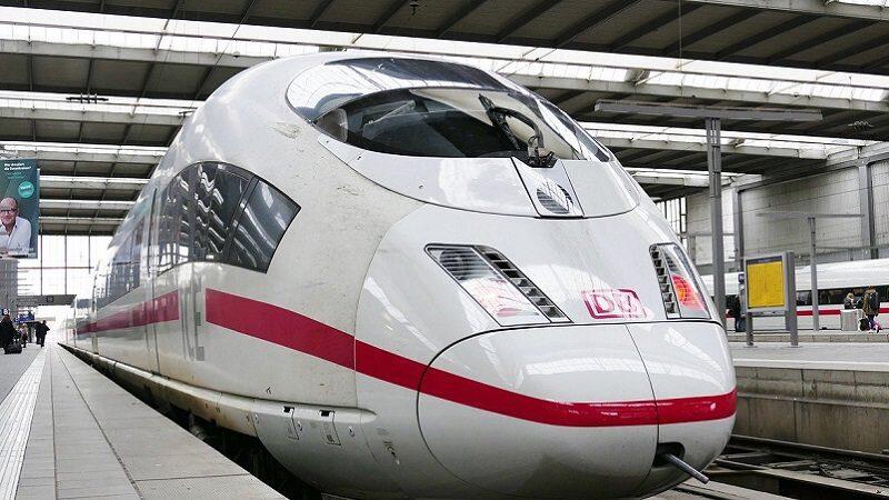 ICE, Bahn, Zug, Deutsche Bahn, Hauptbahnhof München, Arbeitegeber