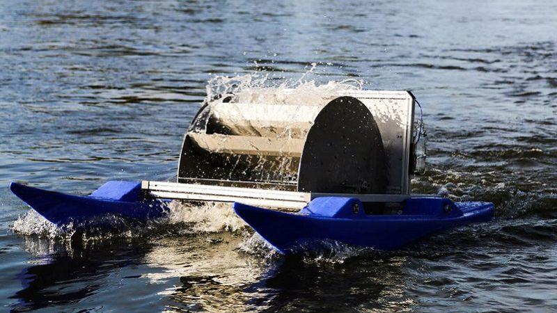 Inflotec, Wasseraufbereitung, Wasseraufbereitungsanlage