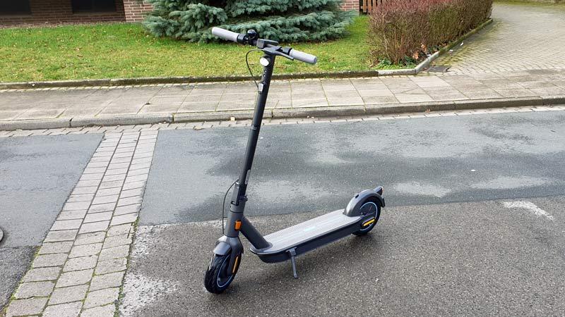 Ninebot KickScooter MAX G30D, Seqway, E-Scooter, E-Roller, Elektroroller, Kick-Scooter