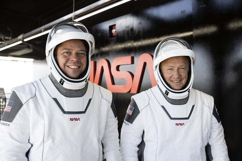 Robert Behnken, Douglas Hurley, NASA, Astronauten