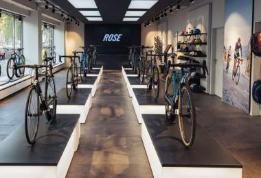 Rose Bikes, Fahrrad, Fahrradladen