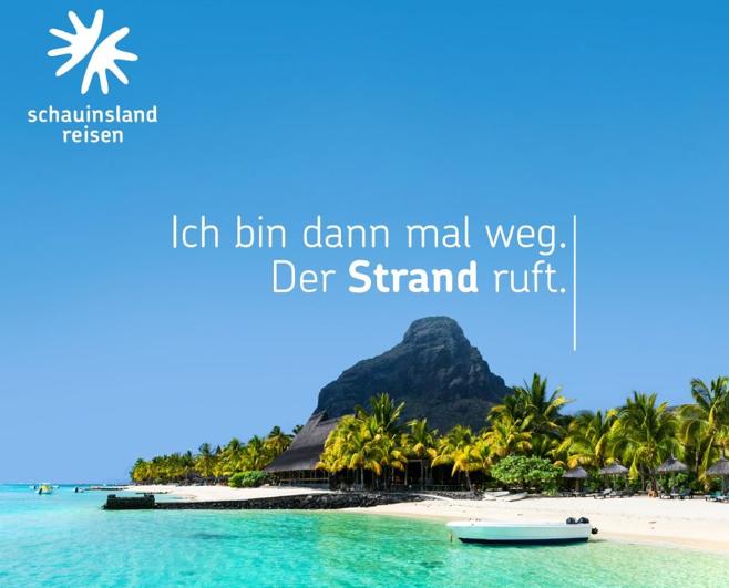 Schauinsland Reisen, Strand, Meer, Palmen, Urlaub