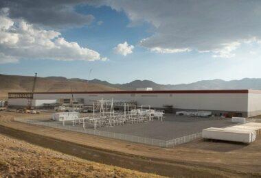 Gigafactory 1, Tesla, Tesla-Fabrik, Nevada, Elektroautos