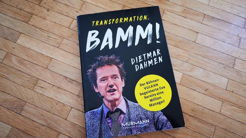 Transformation, Transformation. Bamm!, Rezension, Buch, Bücher, Gründerbücher