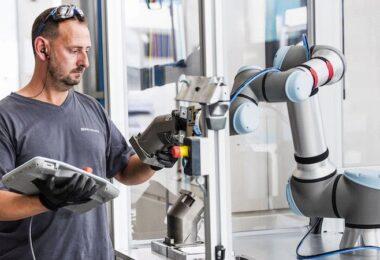 Universal Robots Cobots Produktivität