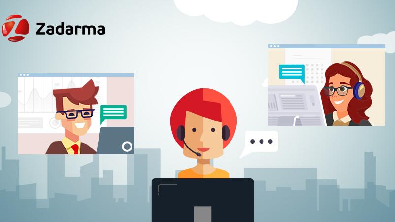 Zadarma Cloud-Lösungen