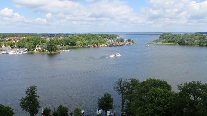 Mecklenburg-Vorpommern, Mecklenburgische Seenplatte