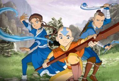 Avatar – Der Herr der Elemente, Avatar, Netflix