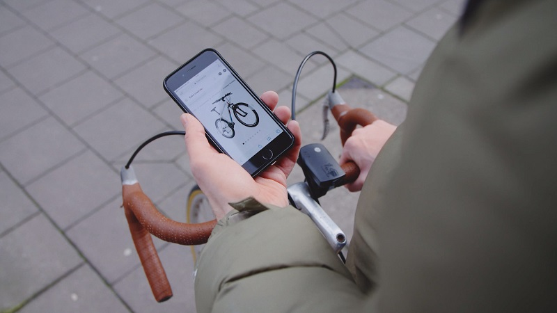 Bike Sign Takeover, Fahrrad.de, Fahrrad