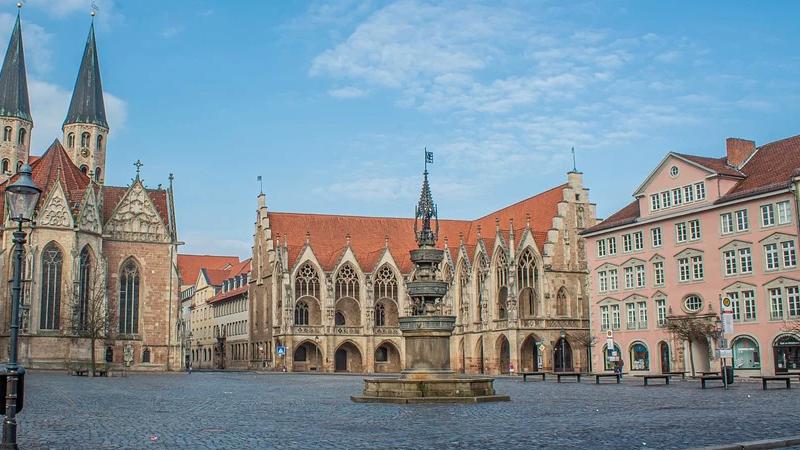 Braunschweig, Architektur