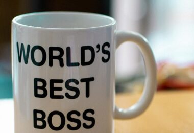 Boss, Chef, Tasse, Führungskraft, Manager, Management, Mythen