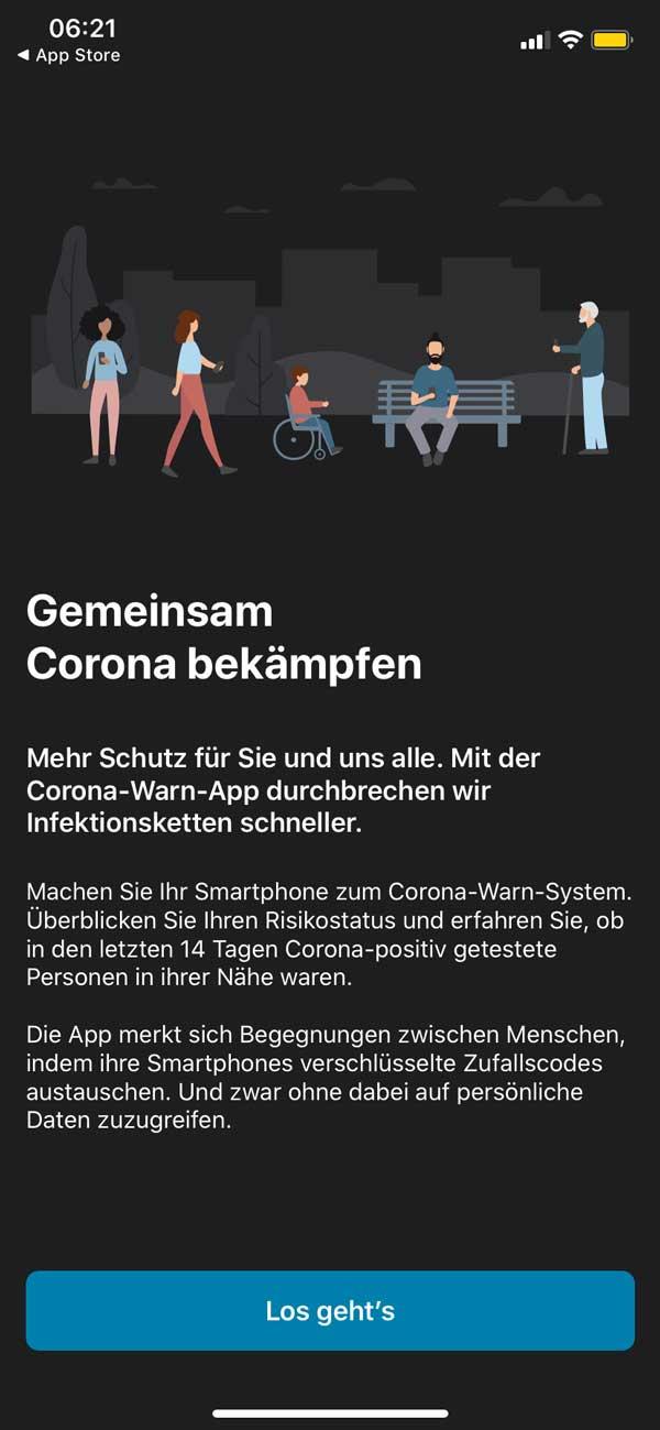 Corona-Warn-App, Warn-App, Corona,