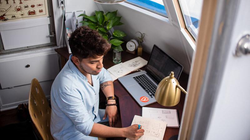 Remote Work, Niederlande, Home Office, Remote Work Niederlande,