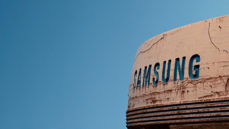 Samsung Werbung, Samsung Smartphone, Werbung, Anzeige, In-App-Werbung, Samsung-Werbung