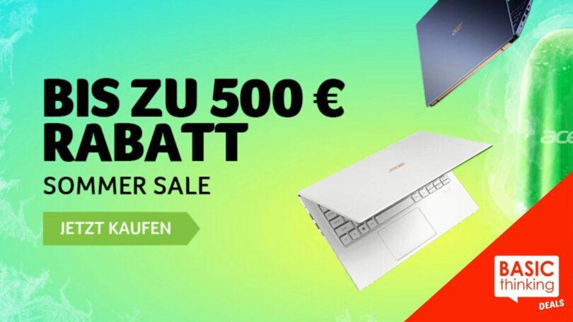 BT Deals Acer Summer Sale Deals