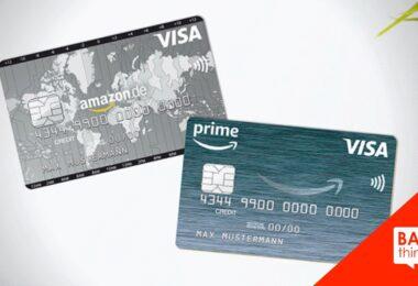 Amazon VISA Karte BT Deals
