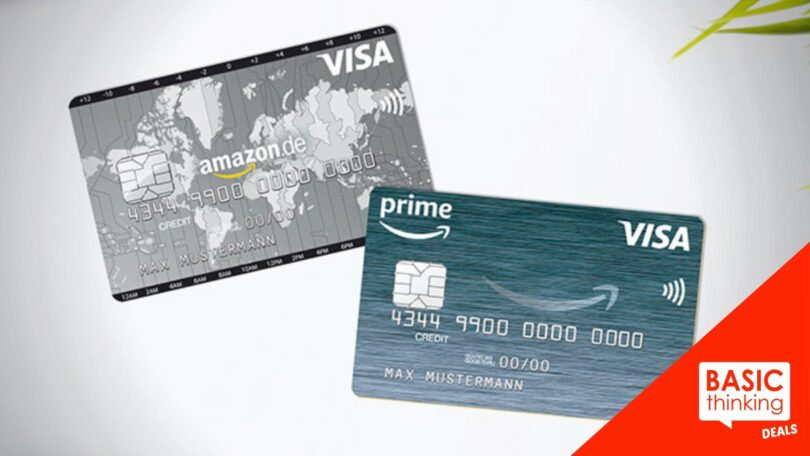 Amazon VISA Karte BT Deals