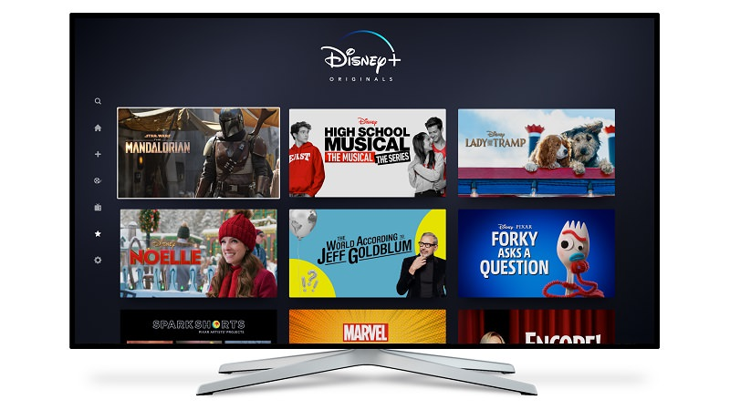 Disney Plus, Disney, Streaming