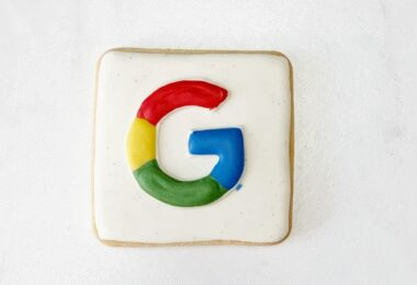 Google, Google-Logo, Keks, Plätzchen