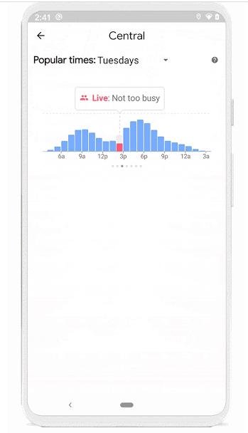 Google Maps, Haltestellen, Navigation, App