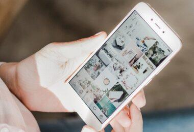 Instagram, Smartphone, App, Social Media, Geld verdienen mit Instagram