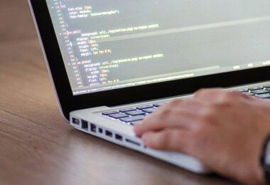 Laptop, Computer, Code, Programmieren