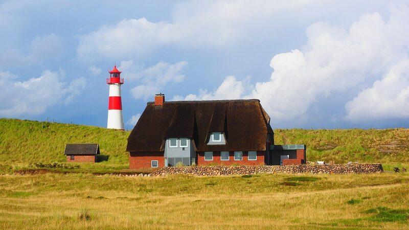 Sylt, Nordsee, Leuchtturm