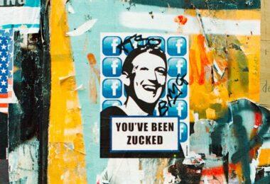 Mark Zuckerberg, Facebook, Poster, Meme, Facebook-Urteil BGH