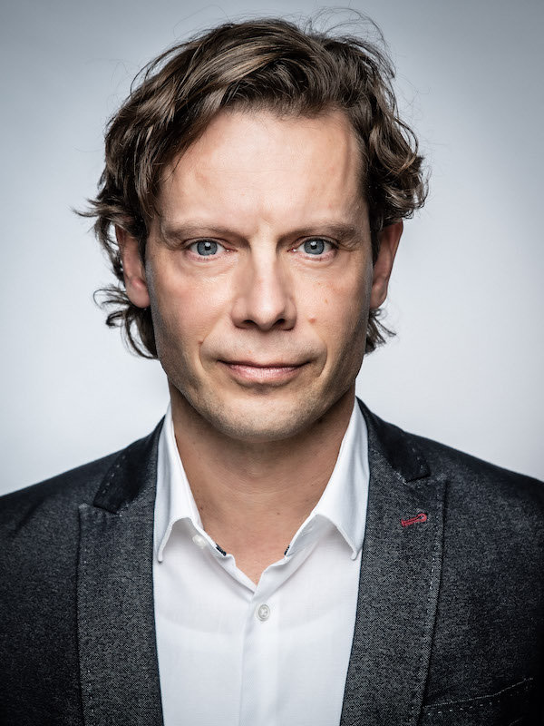 Matthias Schievelbusch leitet die Start-up-Kooperationen bei der Telekom Deutschland. Bildquelle: Telekom
