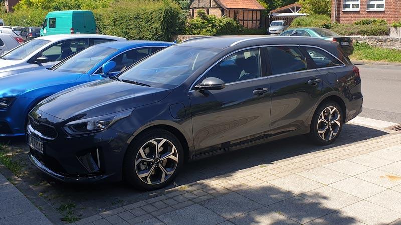 Kia Ceed SW Plug-in-Hybrid, Hybridauto, Elektroauto, Test, Testbericht