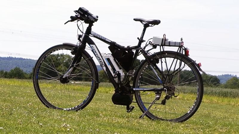 Pedelecs, E-Bike,