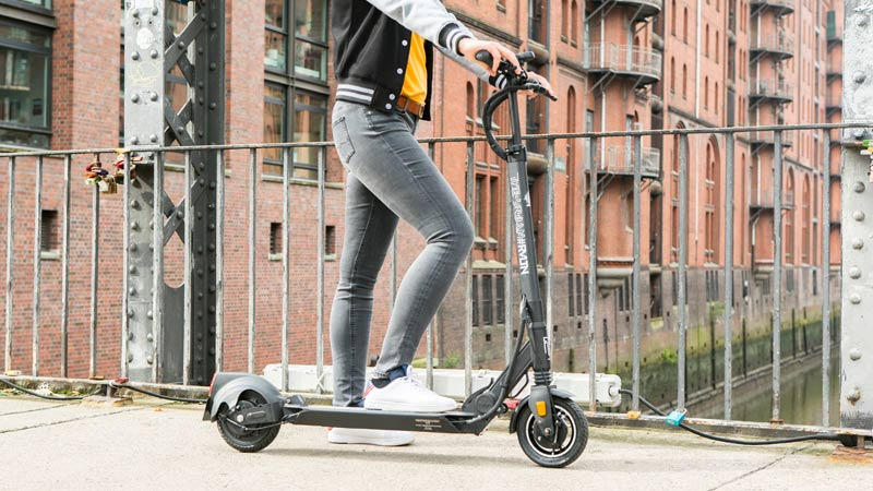 The Urban #RVLTN, E-Scooter, Urban, Urban Electronics, Scooter,