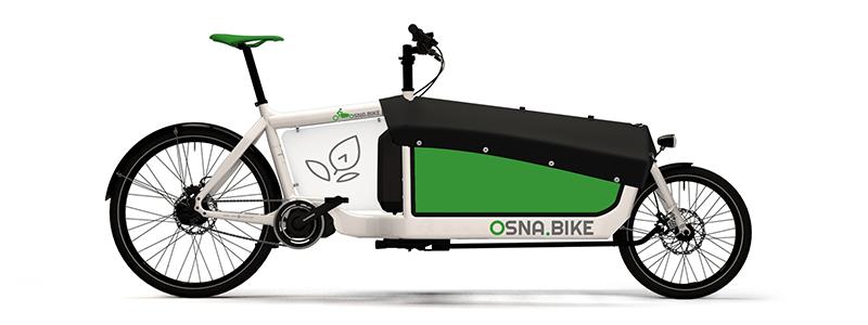 Osna Bike, Osnabrück, Lastenrad