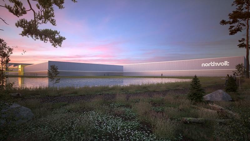 Northvolt, Fabrik, Schweden, Akkus, Batterien, Elektroautos