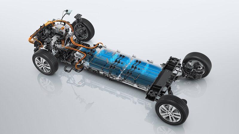 Akku, Batterie, Elektroautos, Opel Zafira e Life