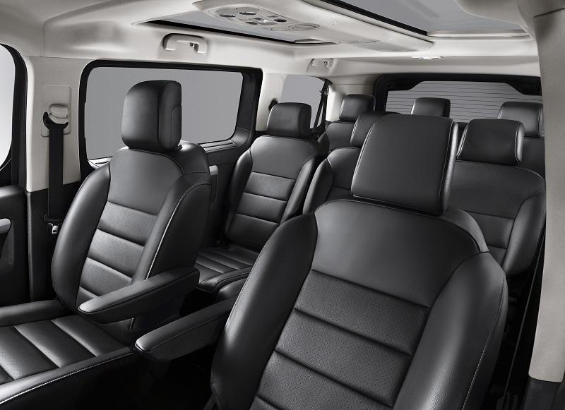 Opel Zafira e Life, Van, Elektroautos, Design, Auto