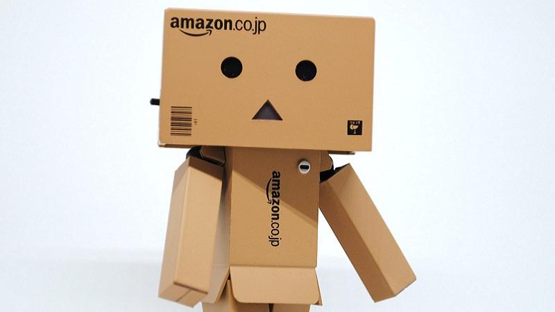 Amazon, Amazon-Männchen, Amazon-Paket, Amazon-Flops, Amazon-Fails