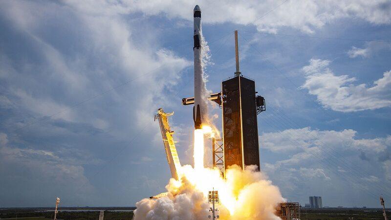 SpaceX, Rakete, Crew Demo 2