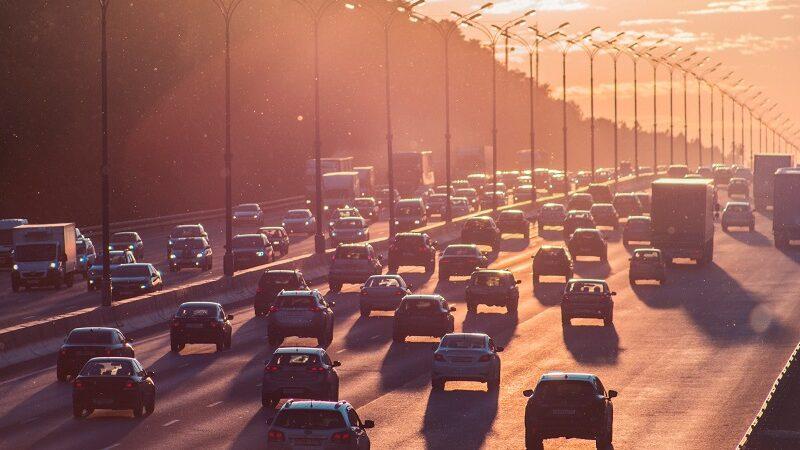 Autos, Stau, Verkehr