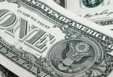US-Dollar, Dollar, Dollar-Note, Geldschein, Banknote, Werbedollar