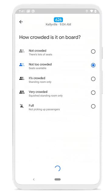 Google Maps, Transport, Corona