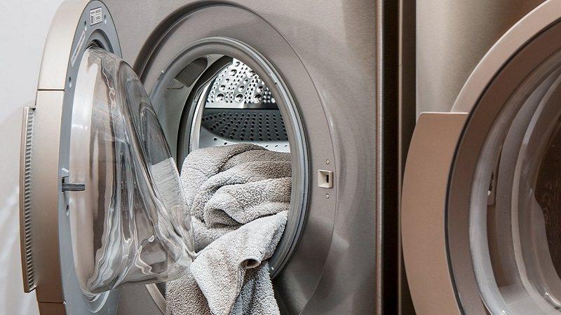 Waschmaschine, Waschtrockner, Wäsche, Krisen-Verlierer