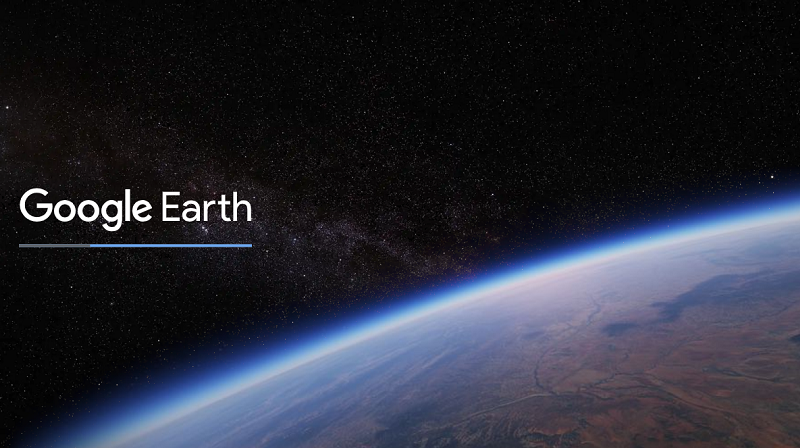 Google Earth, Planet, Erde, Globus