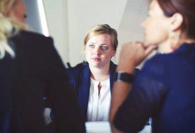 Bewerbungsgespräch, Job, Business