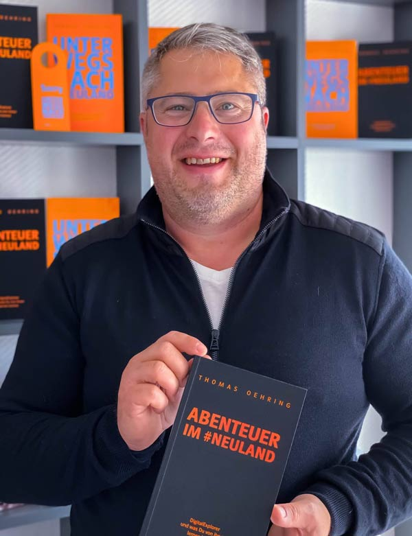 Abenteuer im #Neuland, Buch, Thomas Oehring, Rezension,