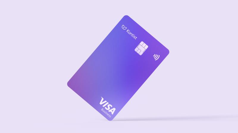 Kontist Konto Visa