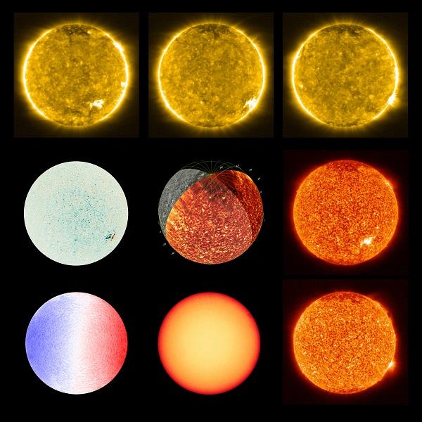 Sonne, Solar Orbiter, ESA, NASA, Raumfahrt, Stern, Teleskop