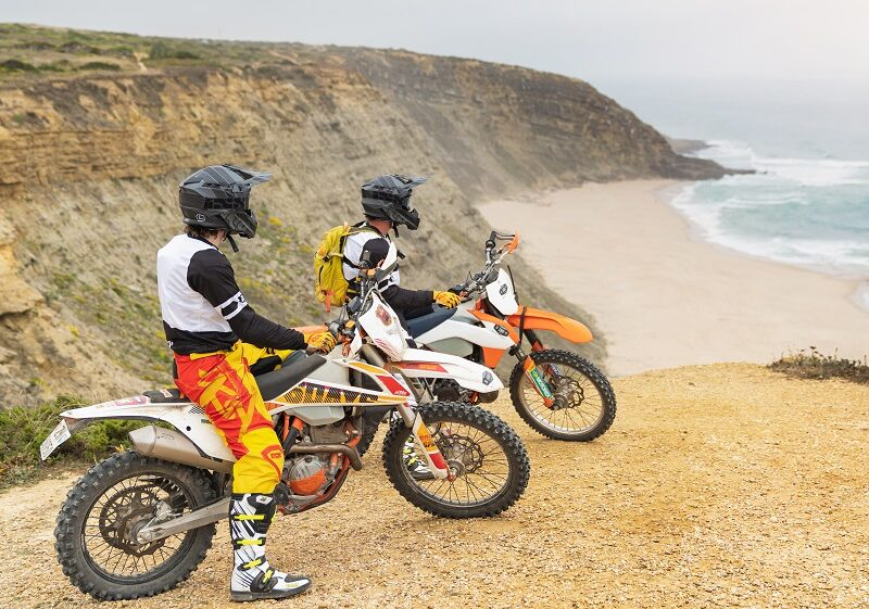 Enduro, Portugal, Strand,