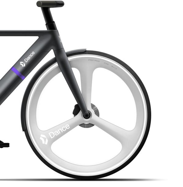 Fahrrad, Dance, E-Bike,